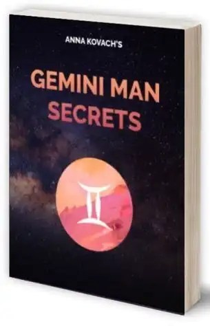 Gemini Man Secrets book