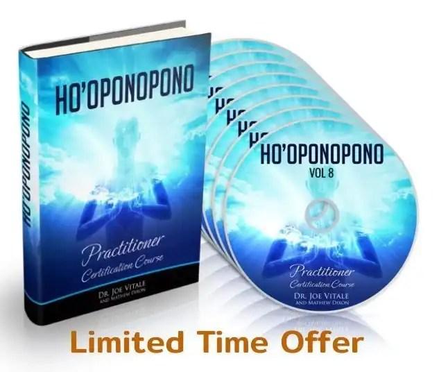 Ho'ponopono Certification Course