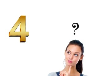 Is 4 a Lucky Number in Numerology?