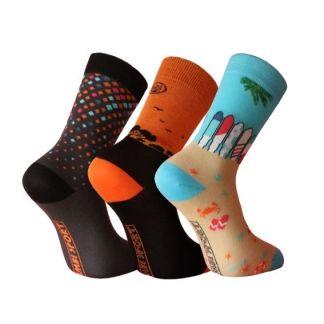 calcetines algodón mujer