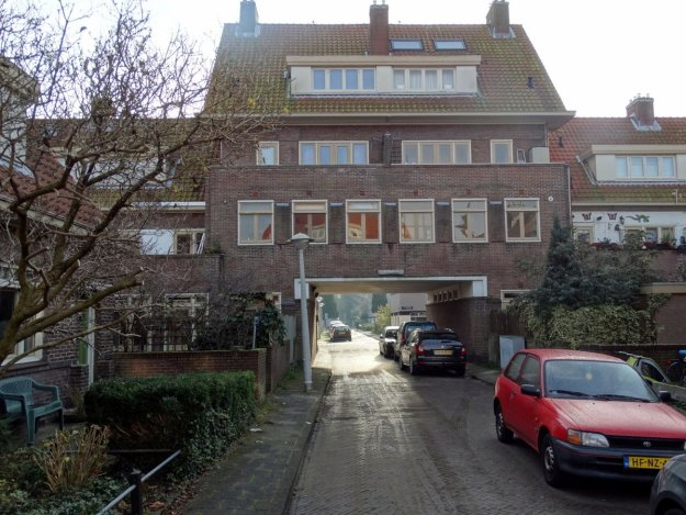 Dom Johana Cruyffa w Amsterdamie
