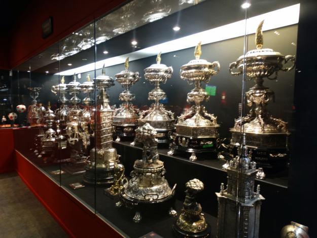 Muzeum stadionu Vicente Calderon