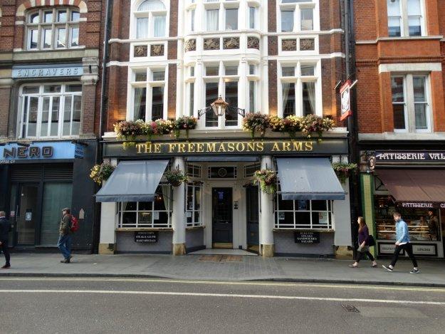 Freemason's Arms Pub