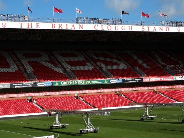 City Ground, Stadion Nottingham Forest