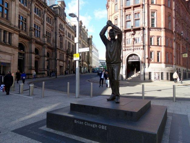 Pomnik Briana Clougha