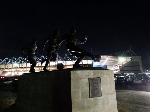 Stanley Matthews pomnik