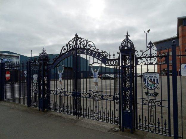 Stadion WBA