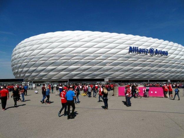 Allianz Arena Monchium
