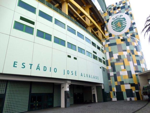 Stadion Sportingu Lizbona