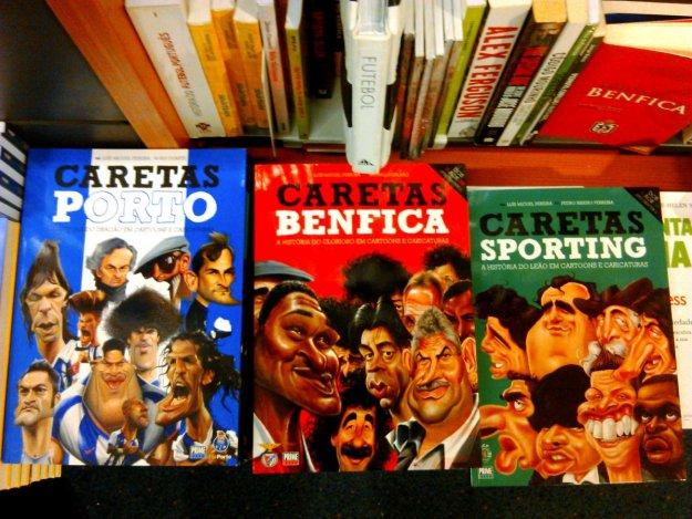 Księgarnia w Portugalii