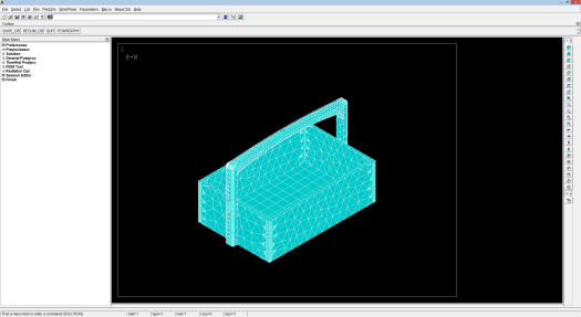 Ansys ClassicI nterface