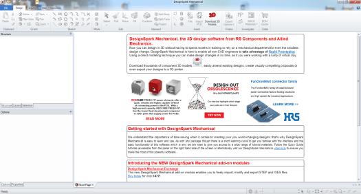 Design Spark Mechanical