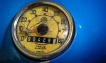 The Vespa meter