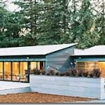 Modern prefab, una casa modular en 19 días.