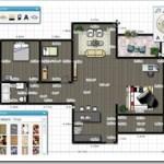 Floorplanner, diseña planos de casas online.