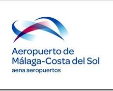 logo aeropuerto malaga costadelsol AGP