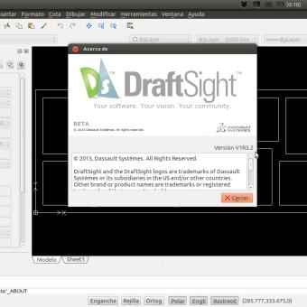 Draftsight V1R3.2 lo único que necesitas para los archivos AutoCAD 2013