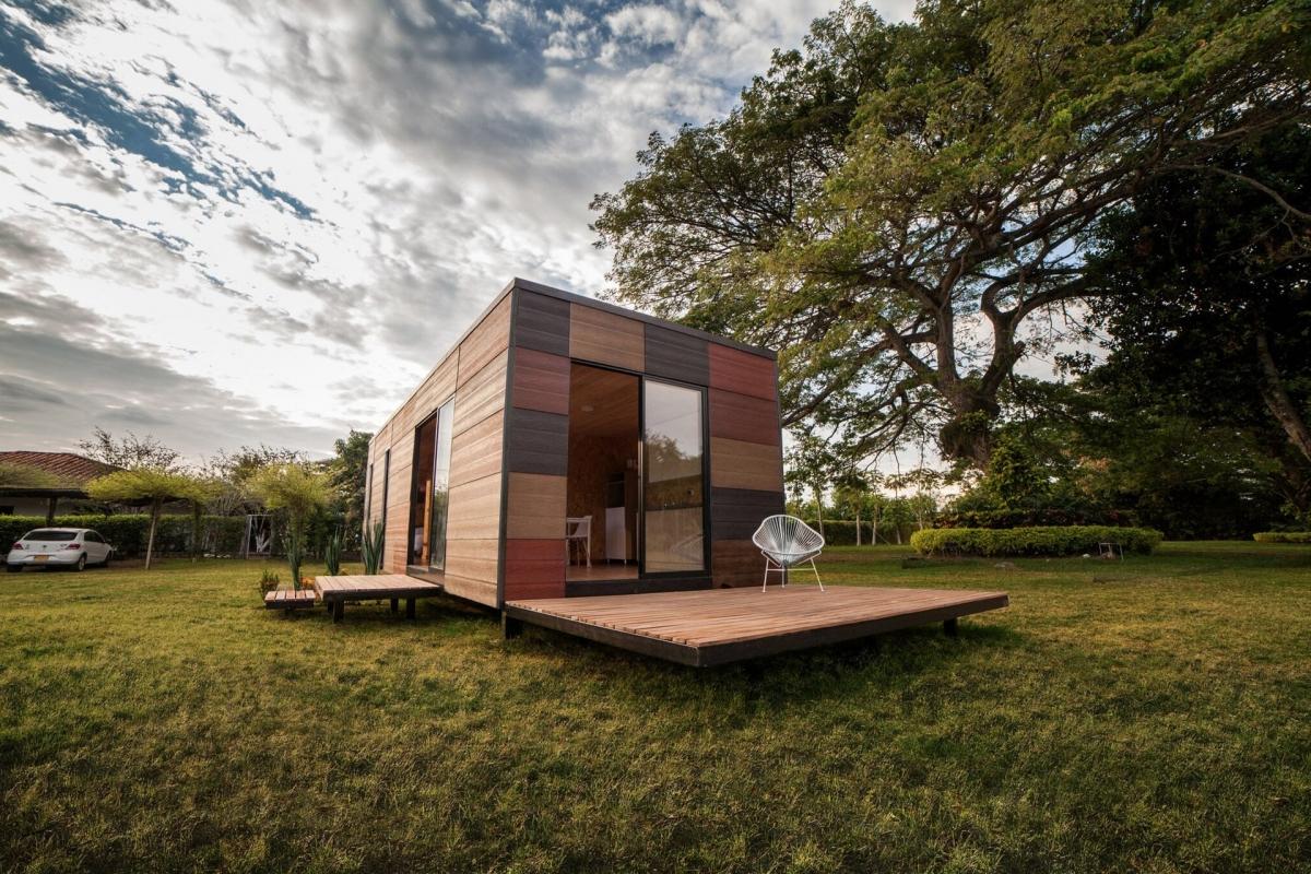 Vimob la casa prefabricada colombiana