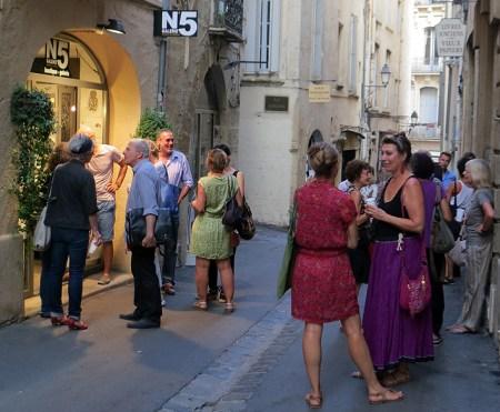 n5galerie_exposition_exercices-de-style_gilles-bingisser_clea-lala_dominique-lonchampt_montpellier_dessin-contemporain_vernissage