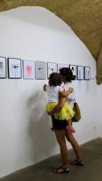 n5galerie_exposition_exercices-de-style_gilles-bingisser_clea-lala_dominique-lonchampt_montpellier_dessin-contemporain_vernissage_4