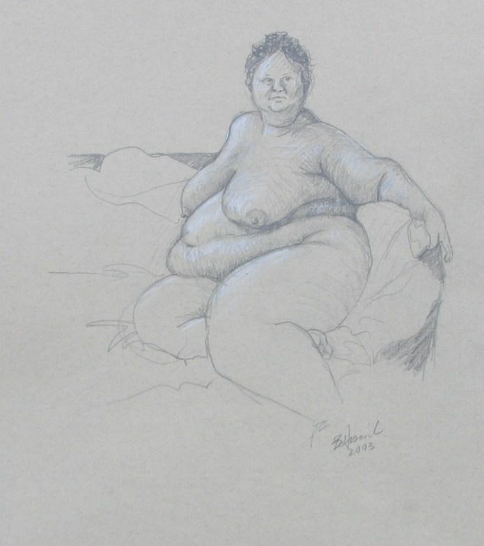 heavy nude