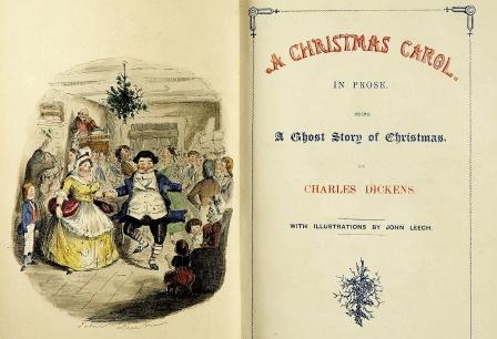 The Reclamation of Ebenezer Scrooge: Sermon --- Hilary Mullins