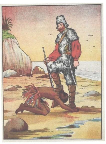 Religion in Robinson Crusoe