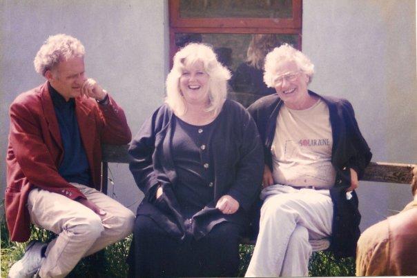 Uimhir a Cúig   The Poets' House, Portmuck --- Janice