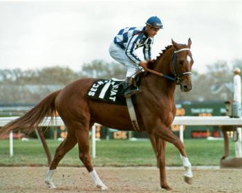 Secretariat via Zenyatta