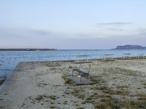 Palermo shore