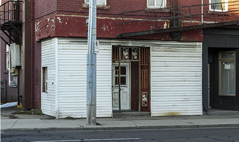 Storefront Hamilton ON