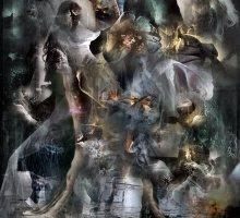 In the Antechamber of Hallucination: Art & Prose --- J. Karl Bogartte