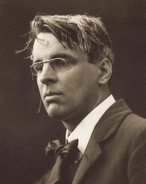William Butler Yeats by George Charles Beresford 1911