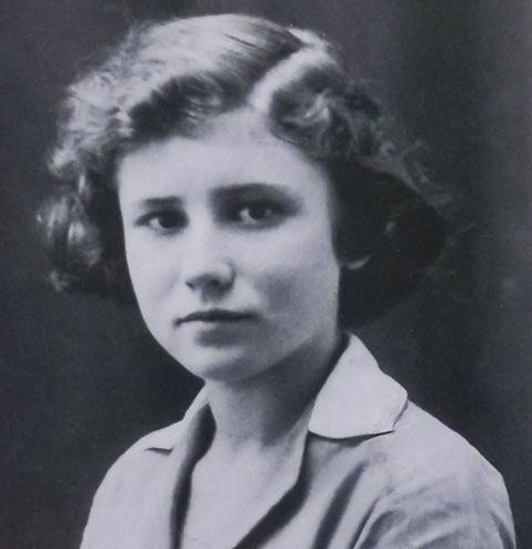 Doris Lessing age 14