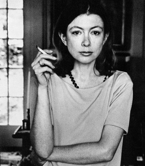 Joan Didion by Julian Wasser 1968