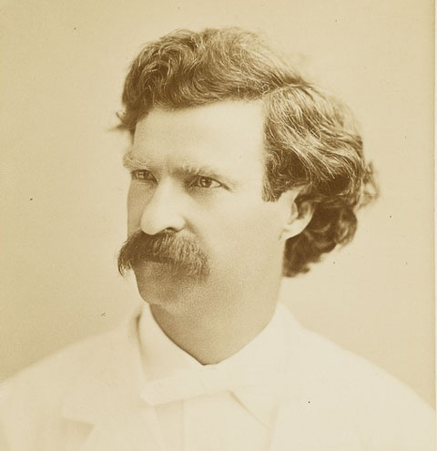 Mark Twain 1882