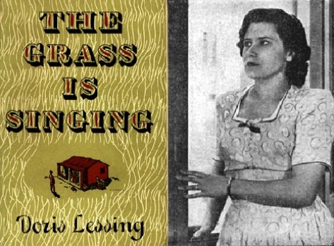 The Grass is Singing collage