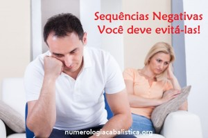 sequencias negativas