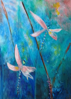 Dragonfly Inspirational Greeting Card