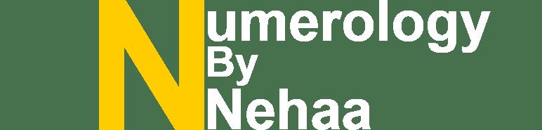 Numerology By Nehaa Logo White
