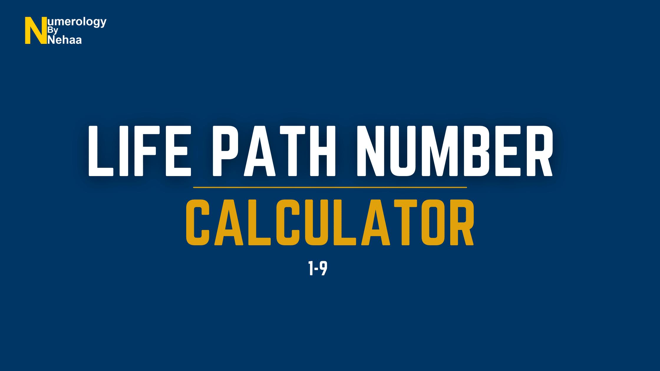life-path-number-calculator