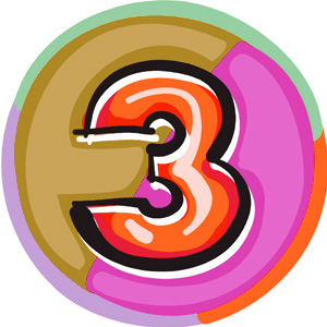 number 3 numerology # 23