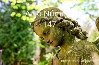 Significado do anjo número 147 – Mensagem de Interpretação