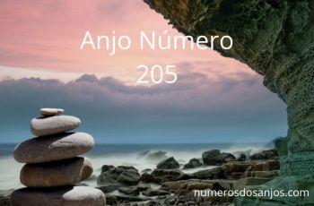 Anjo Número 205 – Significado de 205 Número do Anjo