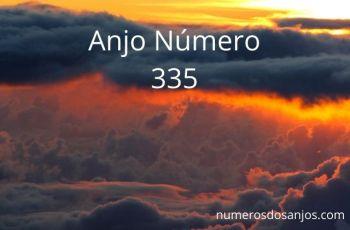 Anjo número 335 – Significado do anjo número 335