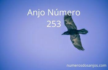 Anjo número 253 – Significado do anjo número 253