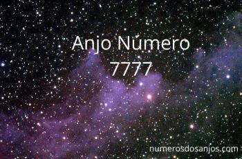Número do anjo 7777 – O significado espiritual