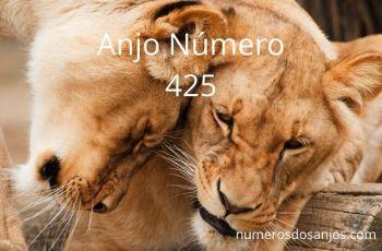 Anjo Número 425 – Significado do anjo número 425