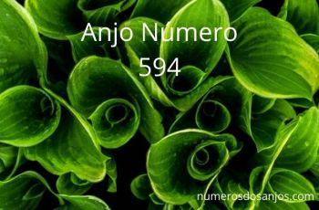 Anjo Número 594 – Significado do anjo número 594