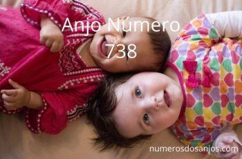 Anjo Número 738 – Significado do anjo número 738